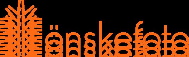 Logotyp för önskefoto som tillverkar studentplakat